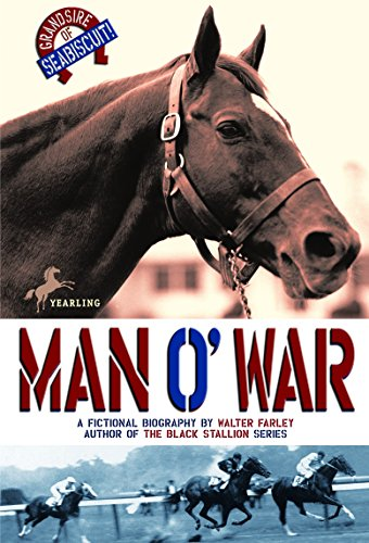 Man O'War (0394860152) by Walter Farley
