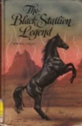 9780394860268: The Black Stallion Legend (The Black Stallion Series)