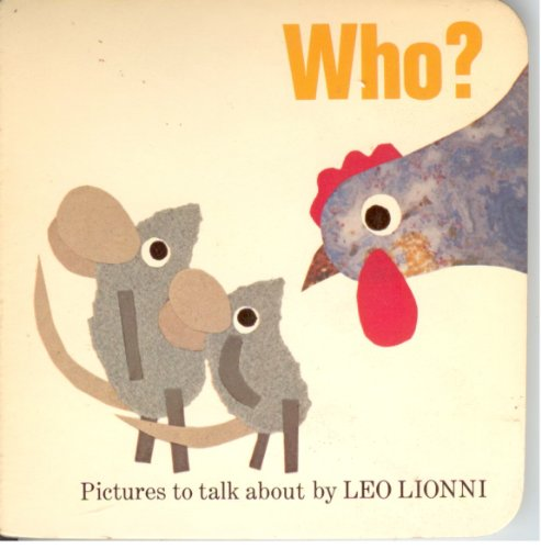 9780394860305: WHO? (Pictures to Talk About)