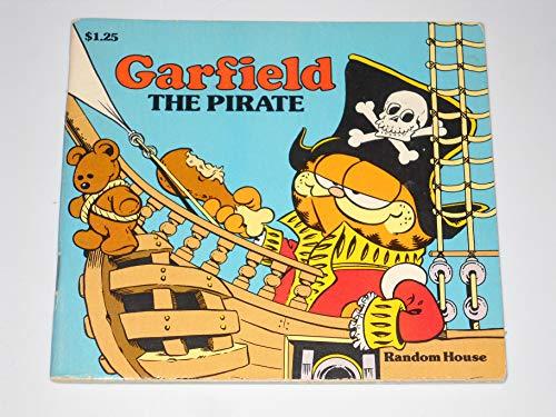 9780394860503: Garfield the Pirate
