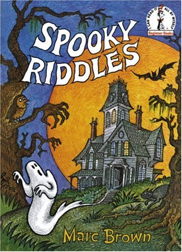9780394860930: Spooky Riddles (I Can Read It All by Myself Beginner Books)