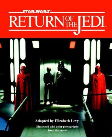 Return of the Jedi (Step-Up Movie Adventures): Levy, Elizabeth