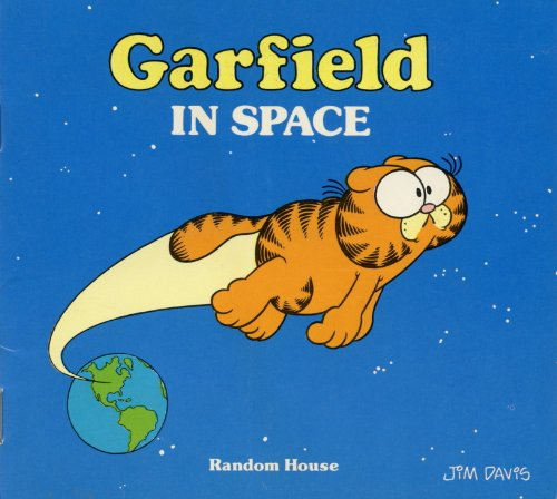 9780394861227: GARFIELD IN SPACE