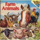 9780394861548: HH-FARM ANIMALS
