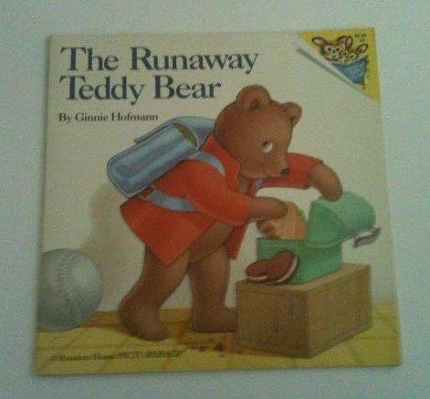 9780394862866: RUNAWAY TEDDY BEAR (Picturebacks)