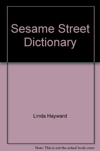 9780394863016: Sesame Street Dictionary