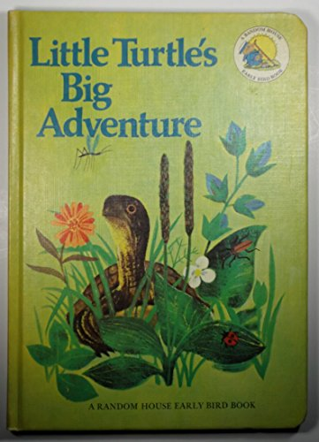 9780394863450: LITTLE TURTLES BIG ADV (A Random House pictureback)