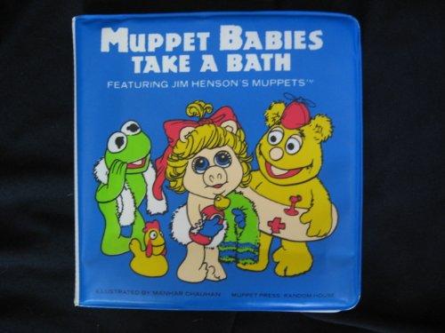 MUPPT BABIES TAKE BATH (Bathtime Books): Muppets