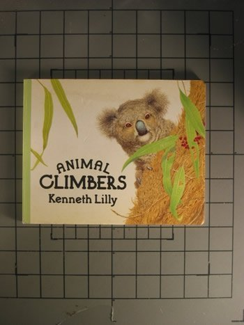 9780394863740: Animal Climbers