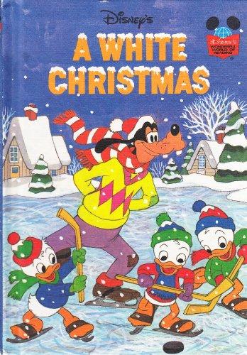 9780394863825: Disney's A White Christmas (Disney's Wonderful World of Reading)