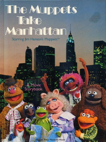 9780394863863: Muppets Take Manhattan