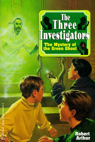 9780394864044: The Mystery of the Green Ghost (Three Investigators)