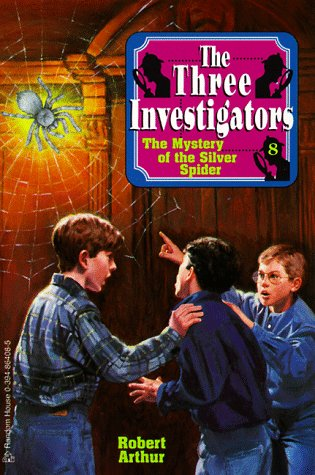 9780394864082: The Mystery of the Silver Spider (Three Investigators Classics)