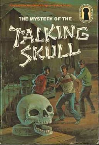 9780394864112: Mystery of the Talking Skull (The Three investigators mystery series)