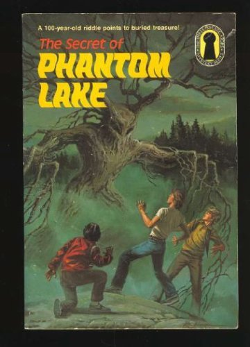 9780394864198: The Secret of Phantom Lake (Three Investigators)