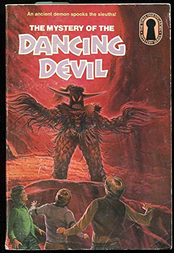 9780394864259: Mystery of the Dancing Devil (The Three Investigators Mystery Series, 25)