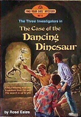 9780394864310: CASE OF THE DANCING DINOSAUR (Find Your Fate Mystery - Random House)