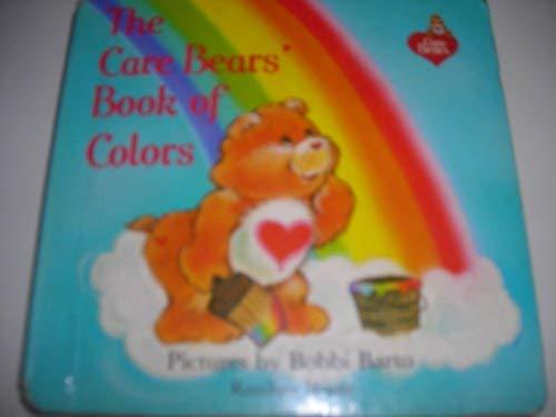 9780394864440: Care Bear Bk of Colors