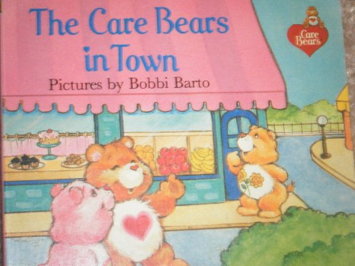 9780394864464: Care Bear's in Town (Cuddle books)