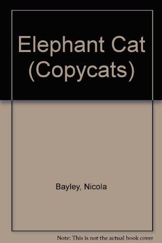 9780394864976: Elephant Cat (Copycats)