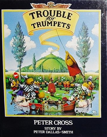 9780394865133: Trouble for Trumpets
