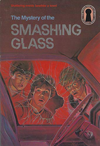9780394865508: The Mystery of the Smashing Glass (The Three Investigators, No. 38)