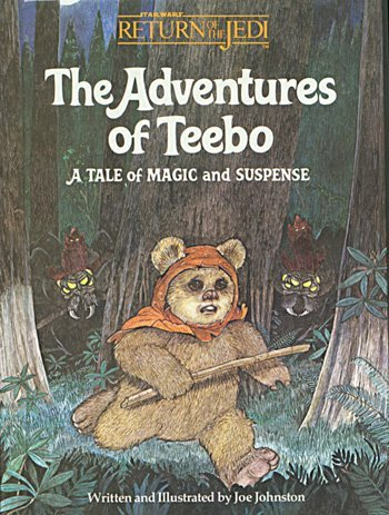 9780394865683: Adventures of Teebo (Star wars)
