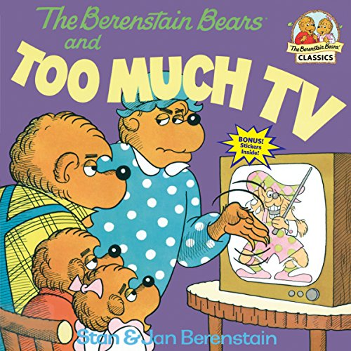 9780394865706: The Berenstain Bears and Too Much TV