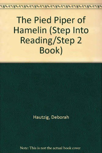 9780394865799: THE PIED PIPER OF HAMLIN (Step into Reading/Step 2 Book)