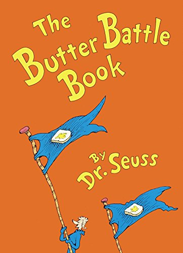 9780394865805: The Butter Battle Book