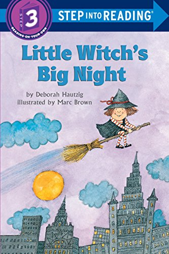 Little Witch's Big Night (Step into Reading) (0394865871) by Hautzig, Deborah