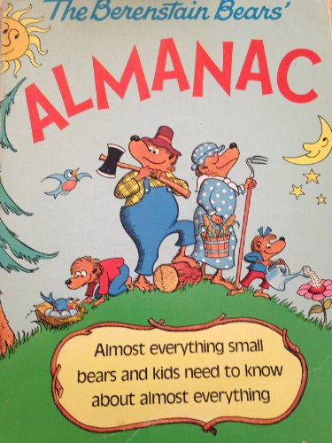 9780394866017: The Berenstain Bears Almanac