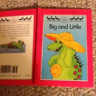 Big & Little (Early Bird): John Satchwell; Illustrator-Katy