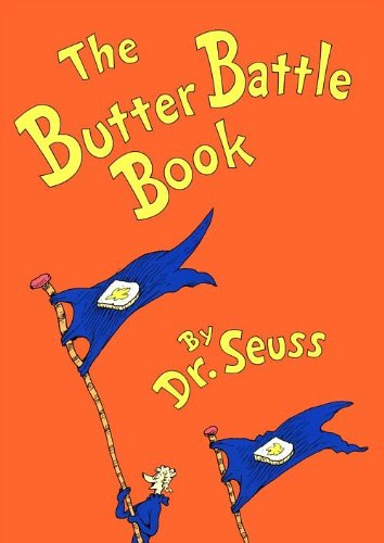 9780394867168: The Butter Battle Book- Signed Ltd Edition