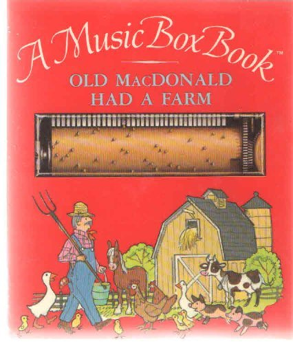 OLD MACDONALD HAD FARM (Music Box Book) (0394867971) by Leonard Shortall