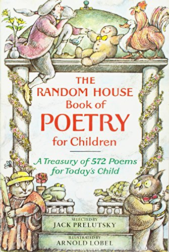 9780394868097: Random House Book of Poetry for Children