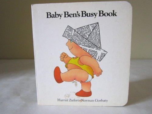 9780394868196: BABY BEN'S BUSY BOOK (Baby Ben Book)