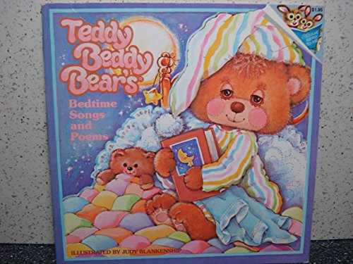 9780394868264: TEDDY BEDDY BEARS Bedtime Songs and Poems (Random House Pictureback)