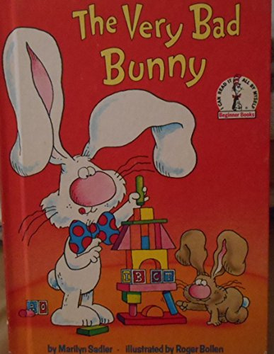 9780394868615: Very Bad Bunny (I Can Read It All By Myself Beginner Books)
