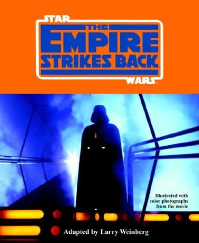 9780394868684: The Empire Strikes Back (Step-up Movie Adventures)