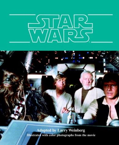 9780394868691: Star Wars (Step-Up Movie Adventures)