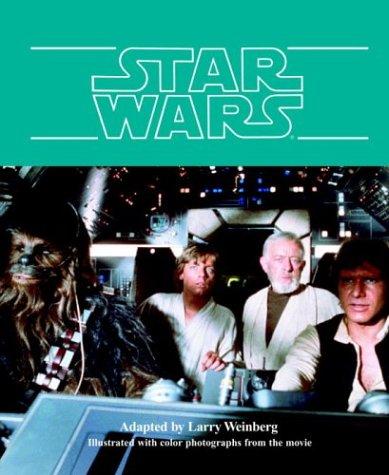 9780394868691: Star Wars (Step-Up Movie Adventures)