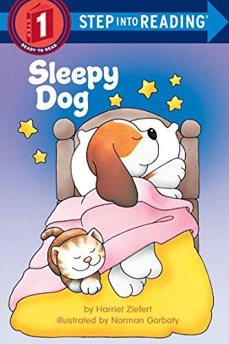 Sleepy Dog (Step into Reading): Ziefert, Harriet
