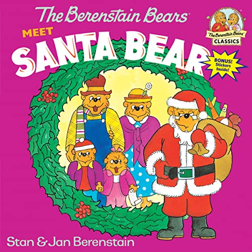 9780394868806: The Berenstain Bears Meet Santa Bear (First Time Books)