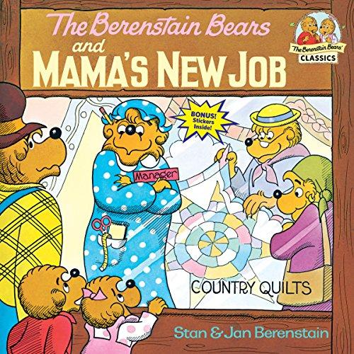 9780394868813: The Berenstain Bears and Mama's New Job