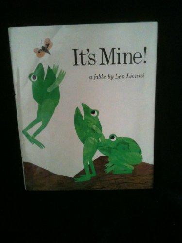 9780394870007: It's Mine