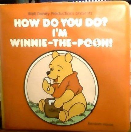 How Do U Do? I'm Winnie-The- Pooh: Disney Book Club