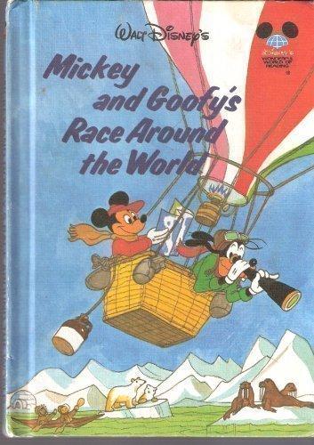 9780394870328: Mickey and Goofy's Race Around the World