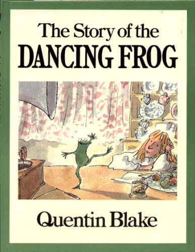9780394870335: The Story of the Dancing Frog