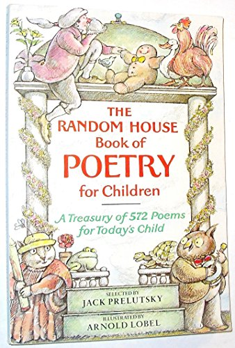 9780394870366: Random House Book of Poetry for Children